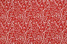 Budding Stick - Robert Allen Fabrics Henna