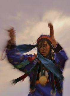 A Buryat Kam(Shaman)
