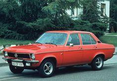 Opel Ascona 1.9 SR