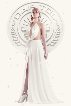 Alexander Wang's Design for 'The Hunger Games' Movie