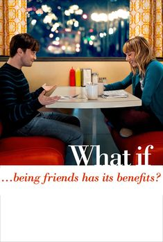 [~VER] What If ○: Pelicula Completa En Espanol Latino (2013) WHAT IF Full Movie aka Solo Amigos? - The F Word - 好友恋习簿 - 头文字F - Kas jei... - Φίλοι Ή Κάτι Παραπάνω; - 왓 이프 - Amigos de Más -  #What_If #FullMovie #Film #Complet #Peliculas #Online #Stream #Streaming #TV #Movie Let It Be, Film, Words, Videos, Movies, Friends, Movie, Film Stock, Films