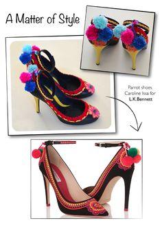 Dare to DIY: Bolsos y Zapatos