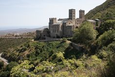 Sant Pere de Rodes, Port de la Selva, Girona, Costa Brava, Girona