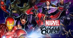 Marvel Puzzle Quest and Rübæus - Beeps and Beers