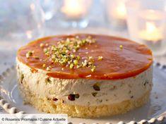 Recette Bavarois nougat abricots. Ingrédients (4 personnes) : 120 g de sucre en poudre, 145 g de beurre mou, 3 œufs... - Découvrez toutes nos idées de repas et recettes sur Cuisine Actuelle
