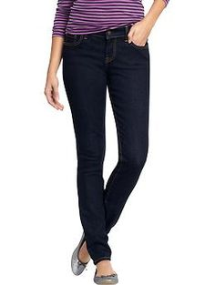 Womens The Sweetheart Skinny Jeans - Another blast from the past! These jeans feature a sassy skinny leg and an array of washes for a totally on-trend look.