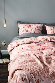 Parure de couette - Rose clair/corail - Home All | H&M FR 1