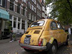 Amsterdam in 500