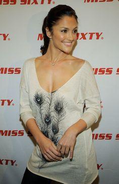 Minka Kelly <3 love her style too :)