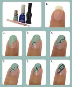 simple nail idea