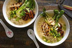 Ramen grillé / Grilled Ramen #vegan #GlutenFree  theppk.com @IsaChandra via…