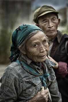CHINA • People – Seniors by Kurt Vansteelant