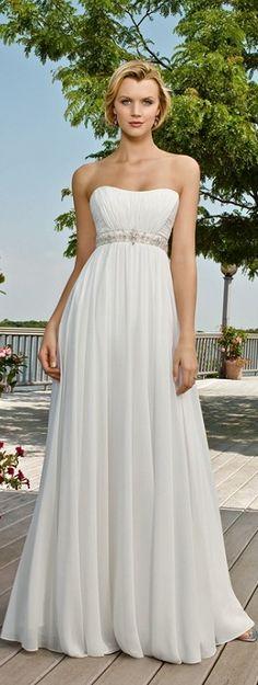 Beach Wedding Dress