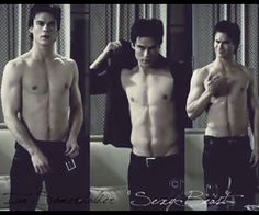 The Vampire Diaries Ian Somerhalder/Damon Salvatore