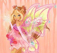 Flora Enchantix by SpeirLullaby on DeviantArt