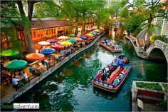 Casa Rio on the River Walk, San Antonio, Texas
