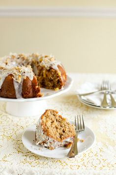 Hummingbird Coffeecake