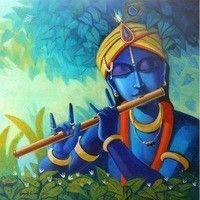 40 Ideas Modern Art Krishna Love For 2019 Ganesha Painting, Buddha Painting, Ganesha Art, Madhubani Painting, Krishna Drawing, Krishna Art, Lord Krishna, Shree Krishna, Krishna Images