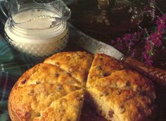 Scottish Oatmeal Raisin Scones....same as the Quaker Oats recipe