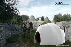 // YAZ - cellula per il turismo sostenibile // GIANDOMENICO FLORIO www.giandomenicoflorio.it