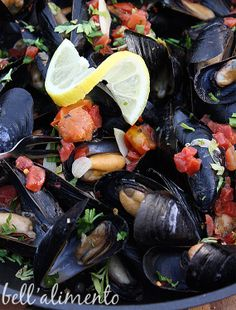 party broiled mussels with sweet paprika aioli recipe chow see more 3 ...