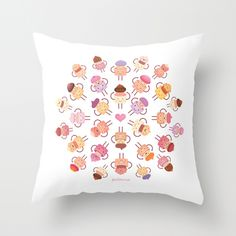 Throw Pillows - piktorama