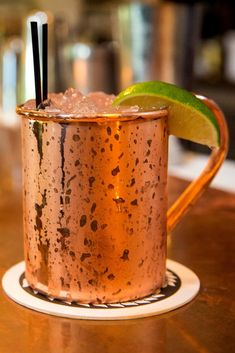Moscow Mule Recipe - NYT Cooking