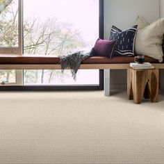 Anderson Tuftex cuts through the sea of sameness and focuses on carpets of the highest quality fibers and the most lasting design and color palettes, so that you can mix and match confidently. All A/T carpets can be cut down to any size for area rugs or staircases.