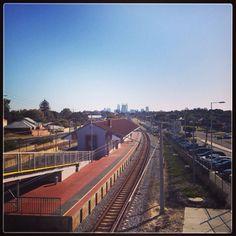 Meltham train station