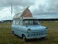 Ford Transit mk1 camper by B757CP, via Flickr