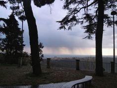 Italy, Bolsena lake, Montefiascone