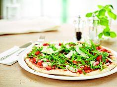 Pizza Bruschetta