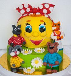 ---- Чирикающий, Дети, Дети, Пикачу, Анимация, Вымышленные Персонажи, Торты, Десерты, Салоны