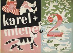 karel + Mienet - Eddy Dukkers