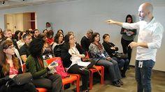 Segunda charla gratuita de la Red a cargo de Juan Manuel Lucero para RLDP   Juan Manuel Lucero coordinador del Google News LAB para Sudamérica brindó la segunda capacitación sin costo y exclusiva para la Red Laboral de Periodistas (RLDP). El encuentro se llevó a cabo en las oficinas que Google tiene en Puerto Madero y contó con la participación de más de cien periodistas que forman parte de la RLDP.La Red Laboral de Periodistas nació el 7 de mayo de 2017 impulsada por un grupo de…