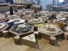 Handmade Catan set - Imgur