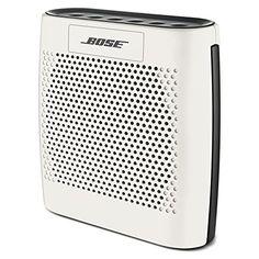 Bose SoundLink Color Bluetooth Speaker (White) Bose http://www.amazon.com/dp/B00N32I22U/ref=cm_sw_r_pi_dp_zxwwub1J5Y23M