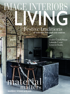 IMAGE Interiors & Living November/December 2018 Brick Archway, Timber Stair, Extension Designs, Window Detail, Interior Architecture, Interior Design, Irish Design, Coach House, Nook And Cranny
