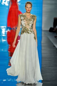Reem Acra Spring 2013 RTW Collection