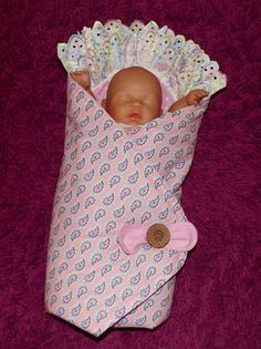 VELESLEVA Pro malou maminku... ♥ VIRGIN for doll, VIRGIN für Puppen, sewn toys Toys, Baby Car Seats, Toddler Bed, Children, Home Decor, Puppets, Handarbeit, Activity Toys, Child Bed