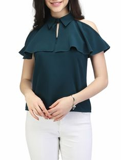 Checkout 'Ruffle shoulder' by 'Juhi Sisodia'. See it here https://www.limeroad.com/story/592b22cea7dae809ebbf0edc/vip?utm_source=2dbca84e96&utm_medium=android