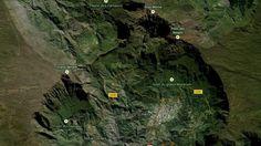 La Réunion : randonnée de Maïdo à Grand Bénare.