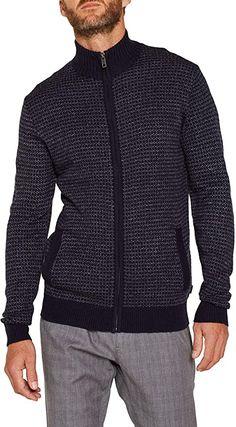 Bekleidung, Herren, Pullover & Strickjacken, Pullover Men Sweater, Sweaters, Fashion, Sweater Cardigan, Clothing, Breien, Summer, Moda, Fashion Styles