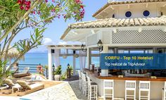 Top 10 hoteluri din CORFU in 2016 - TripAdvisor - Grecia de Weekend Pool Bar, Corfu Hotels, Small Boutique Hotels, Trip Advisor, Greece, In This Moment, Mansions, Mai, Luxury
