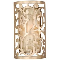 """Corbett Philippe Collection 12"""" High ADA Wall Sconce"""
