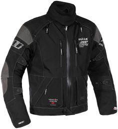 Ministry of Bikes - Rukka Arma-S Textile Motorcycle Jacket - High Vison/Black, �1,099.99 (http://www.ministryofbikes.co.uk/mens-clothing/textile-jackets-trousers/rukka-arma-s-textile-motorcycle-jacket-high-vison-black.html/)