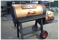 Best Offset Reverse Flow Smoker BBQ's available in Melbourne are these Australian Made beauties available at Dragon Smokers. Made from the best materials.