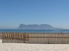 Playa del Rinconcillo, Peñón de Gibraltar.