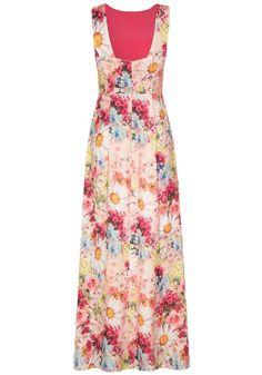 £45.00   Floral Bouquet Maxi Dress