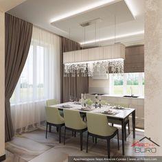 Дизайн интерьеров дома в Мытищах удаленно в бюро А. Сухова
